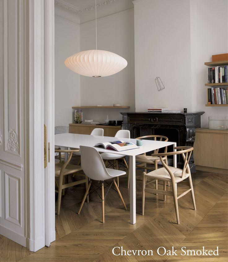 17 best ideas about chevron floor on pinterest paris apartment interiors herringbone floors. Black Bedroom Furniture Sets. Home Design Ideas
