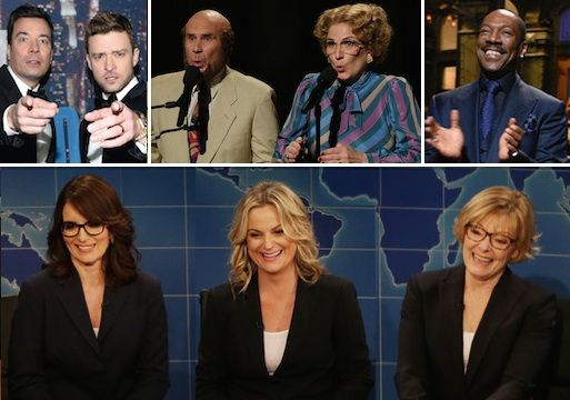 Saturday Night Live: 40th Anniversary Special (2015) - IMDb