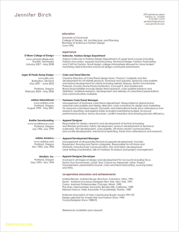 32 Awesome Technical Project Manager Resume in 2020