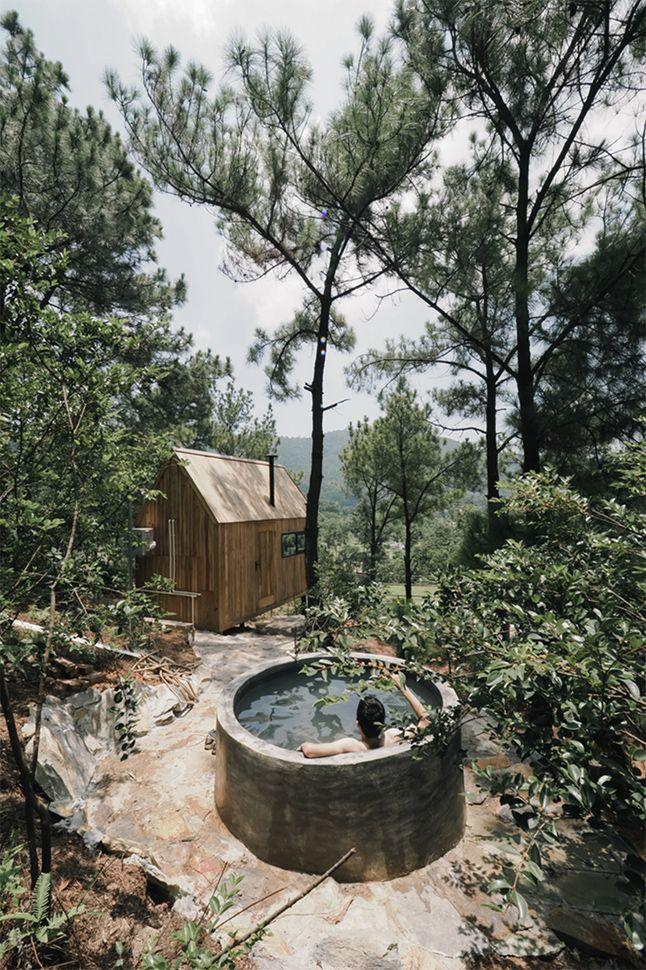 Viet Nam : une cabane dans les arbres | Immobilier | CASA