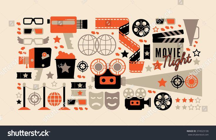 Cinema wallpaper