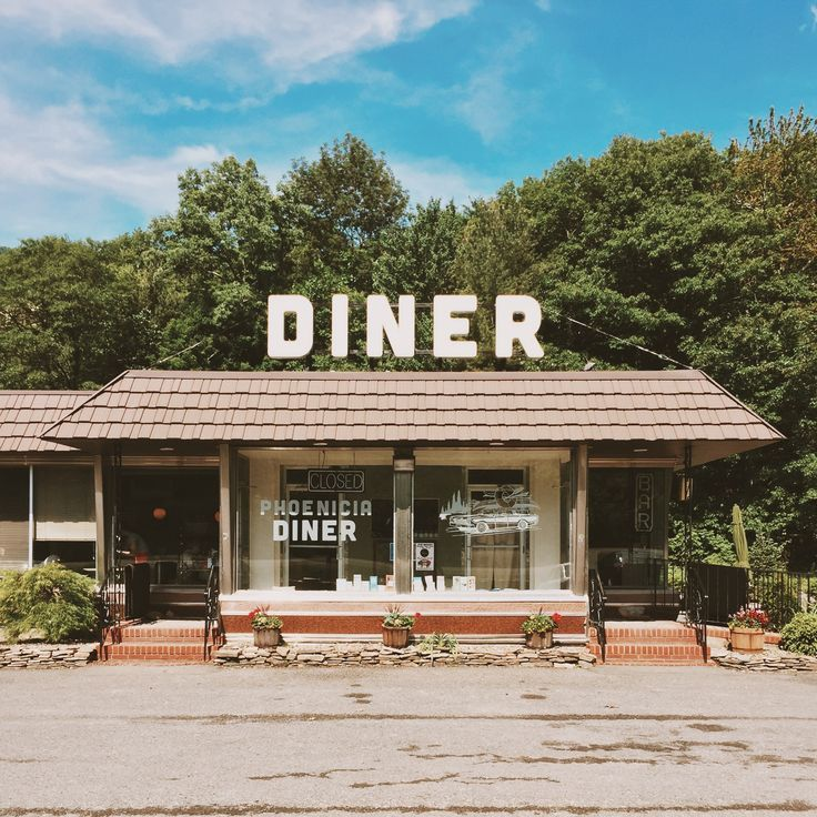 Phoenica Diner - a MUST when you are in the area! Classic American comfort food with some modern twists at this old-school, locally focused diner.