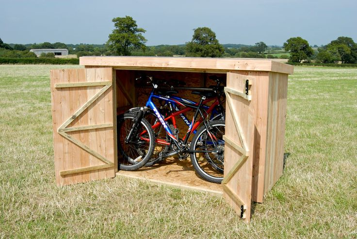 17 best images about garage on pinterest tool sheds diy for Motorcycle shed