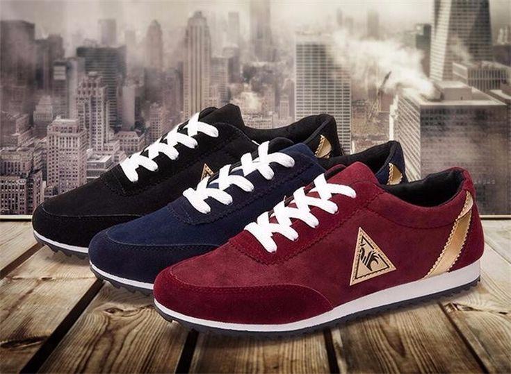 2017 Nuevos Mens Casual Shoen Hombres Rojo Negro Bule primavera Verano Otoño Moda Zapatos de Conducción Pisos Hombres Zapatos de Lona ventas en Zapatos Ocasionales de los hombres de Zapatos en AliExpress.com   Alibaba Group