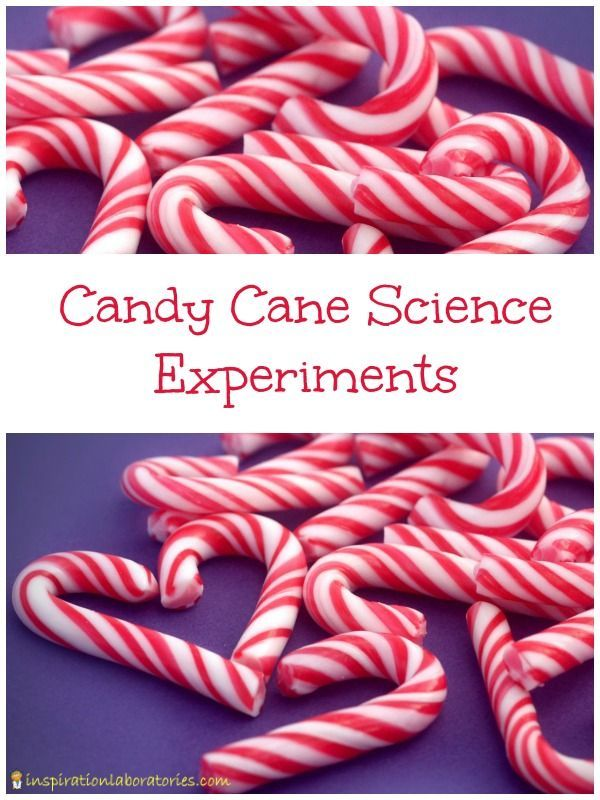 12 Candy Cane Science Experiments
