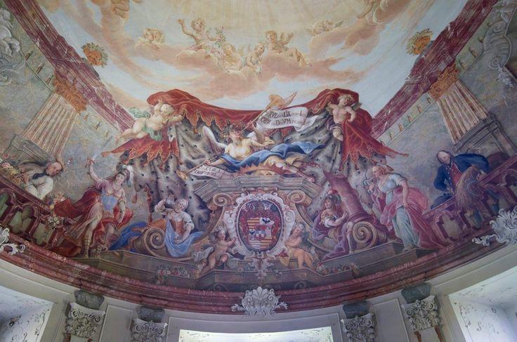 TRPISTY - Fresky #plzen2015 #baroko #baroque