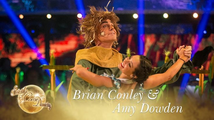 Brian Conley and Amy Dowden American Smooth to 'If I Only Had A Brain' -...