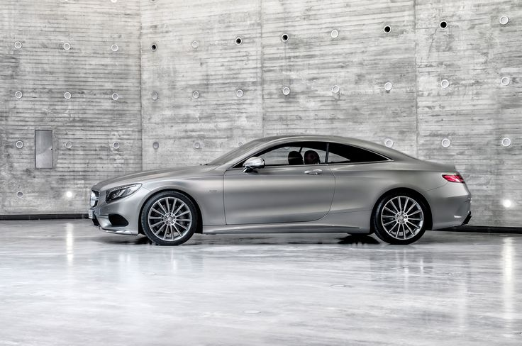 2015 Mercedes-Benz S-Class Coupe to Debut at 2014 Geneva Auto Show