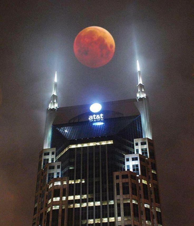 L'Oeil de Sauron à Nashville