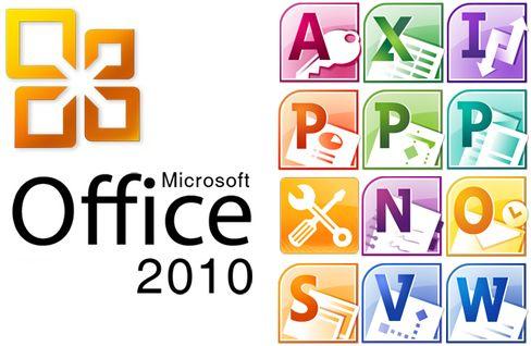 Microsoft Office 2010 Professional Free Download 32 bit and 64 bit