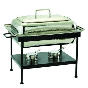 Check out this item at One Kings Lane! 8 Qt Chafing Dish, Nickel