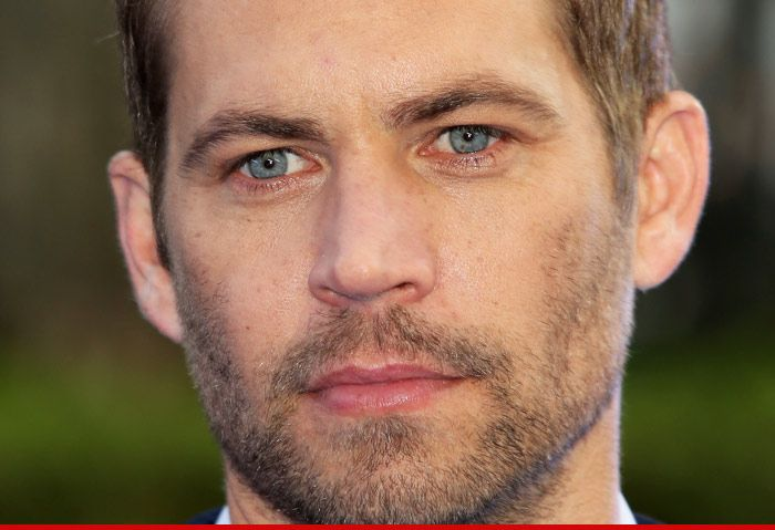 Paul Walker Dead -- 'Fast and The Furious' Star Dies in Fiery Car Crash. RIP Paul. :(