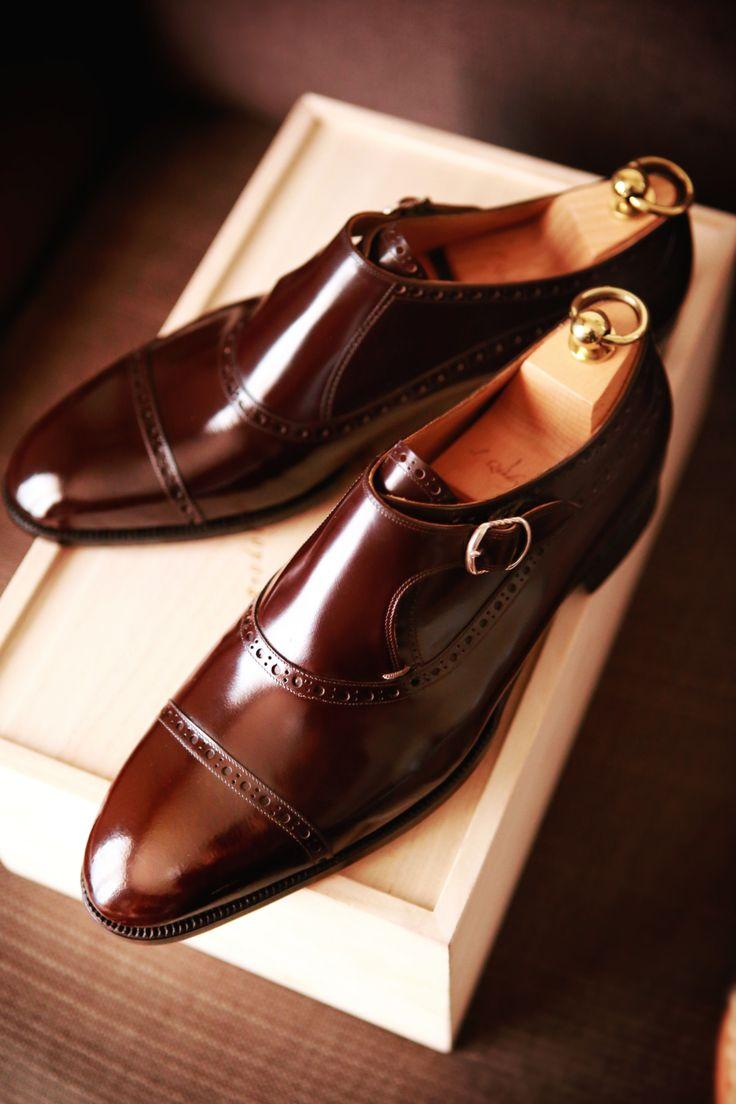 Il Quadrifoglio per Bespoke Makershttp://ilquadrifoglio-kobe.com/https://instagram.com/quadrifoglio_scarpe/