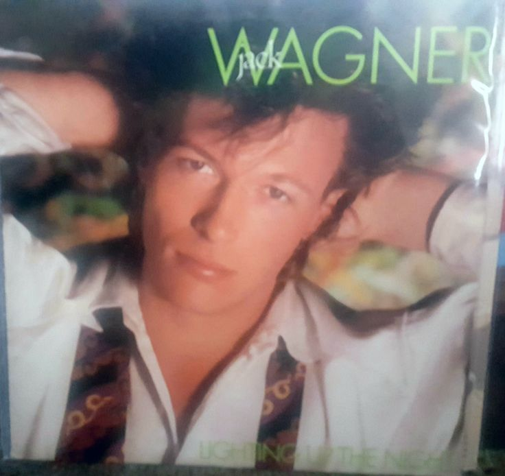 Jack Wagner - Vinyl LP