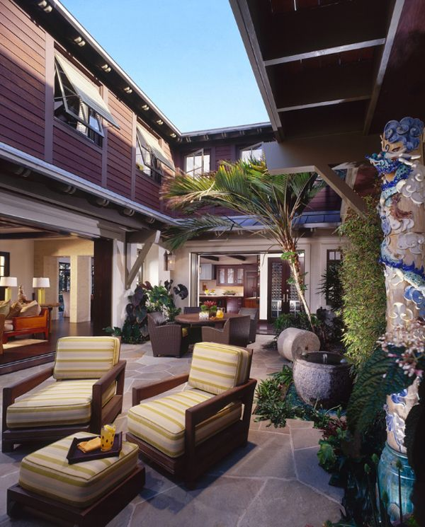 308 Best :: Courtyard :: Images On Pinterest | Courtyards, Gardens And  Outdoor Spaces