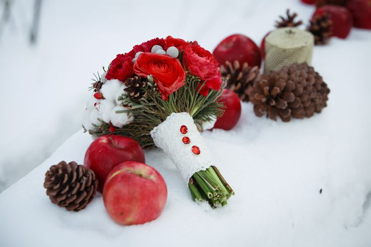 Квіткова німфа — свадебное оформление и флористика Свадебные темы: зимняя сказка - Квіткова німфа - свадебное оформление и флористика