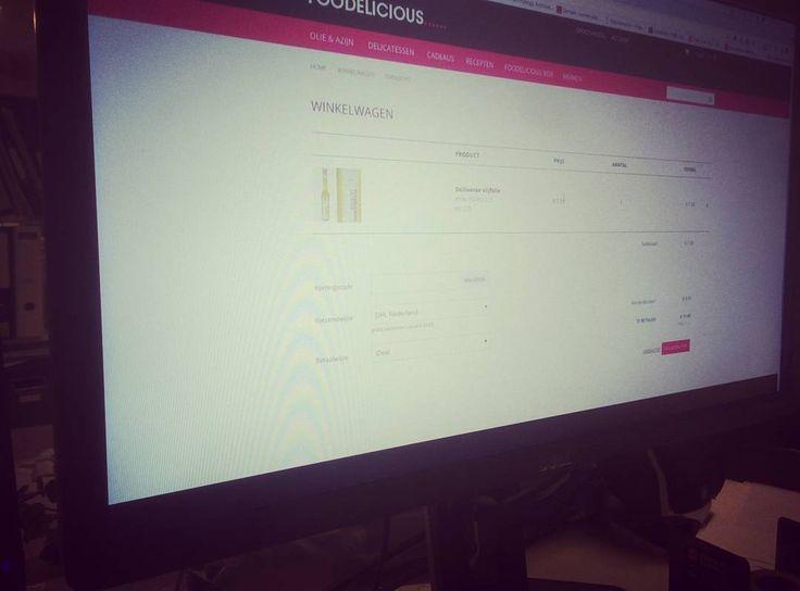 Optimizing shopping cart. #ecommerce #laravel #onlineshop #php #javascript #conversion #cart #buyonline #programming #development #developer #building #webapplication #website #framework #webdeveloper