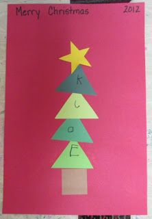 Mrs. Karen's Preschool Ideas: Christmas