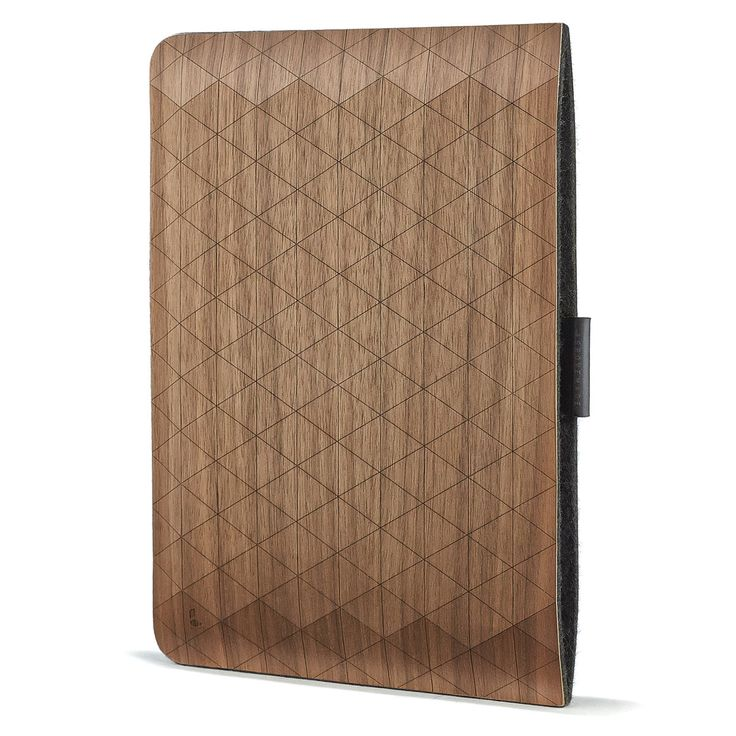 wooden iPad and Macbook sleeves from Grove