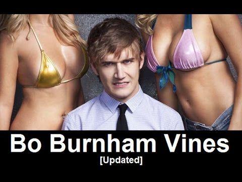 Bo Burnham Vines