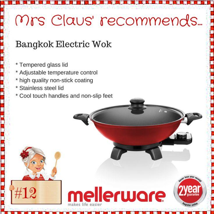 Day 12 - Bangkok Electric Wok