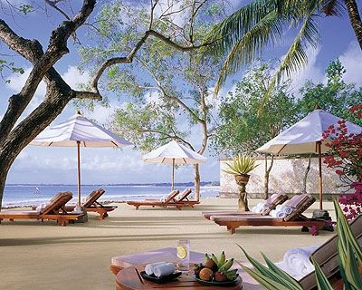 The Four Seasons Resort Bali at Jimbaran Bay