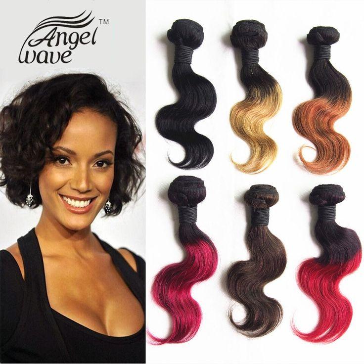 Brazilian Body Wave Virgin Hair Ombre @ $26.00 #brazilianhair #brazilianhairbundles #braziliancurlyhair #brazilianweave #brazilianhairextensions #virginbrazilianhair #brazilianvirginhair #brazilianremyhair #braziliandeepcurly #brazilianloosewavehair http://getbrazilianhair.com/product/brazilian-body-wave-virgin-hair-ombre/