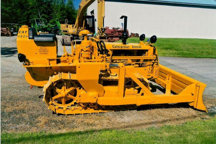 Old Heavy Equipment : Best images about antique tractors on pinterest baler