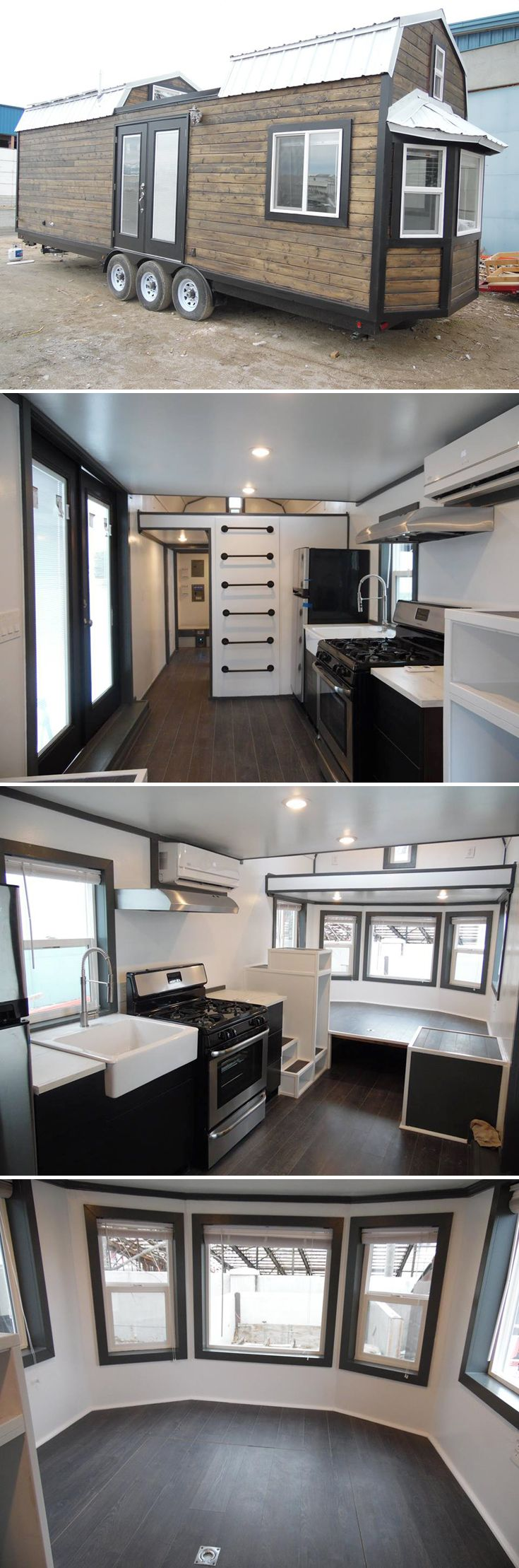 597 Best Tiny Houses Images On Pinterest | Tiny House Living, Tiny Living  And Small Homes