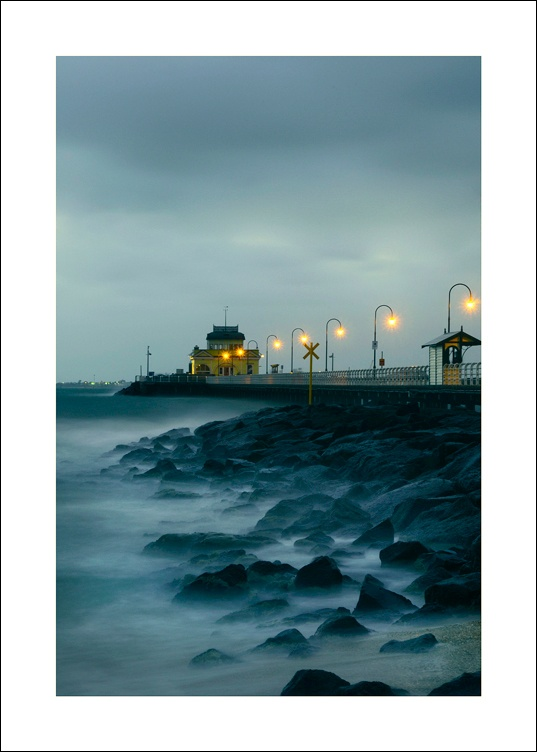 ✯ St Kilda Pier ..by ~Onesadlittleboy✯