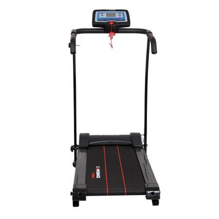 CONFIDENCE POWER TRAC PRO MOTORIZED ELECTRIC TREADMILL RUNNING MACHINE w/INCLINE