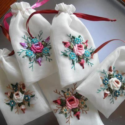 Petites sachets de lavande