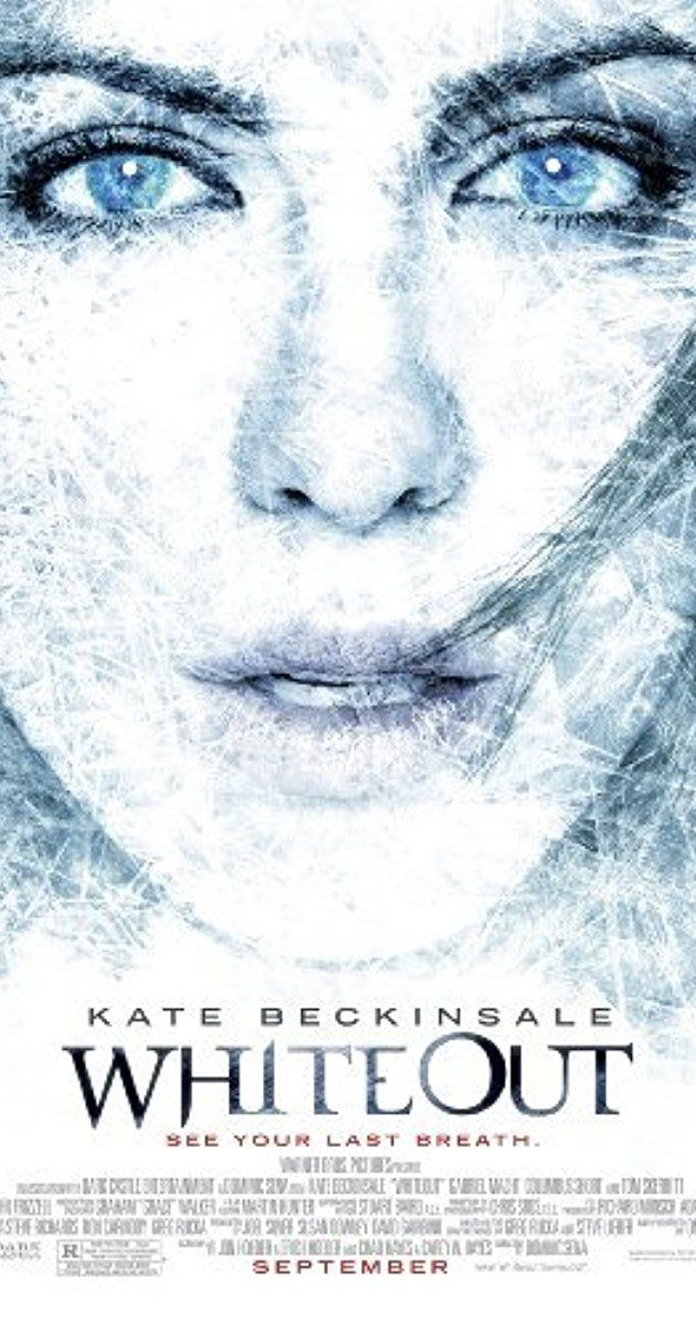 Whiteout (2009) - IMDb. Not bad for a small crime movie.