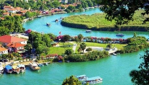 DALYAN - TURKEY