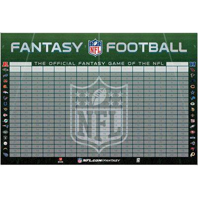Get ready for Football! #Eagles Official NFL Fantasy Football League Draft Kit $39.99