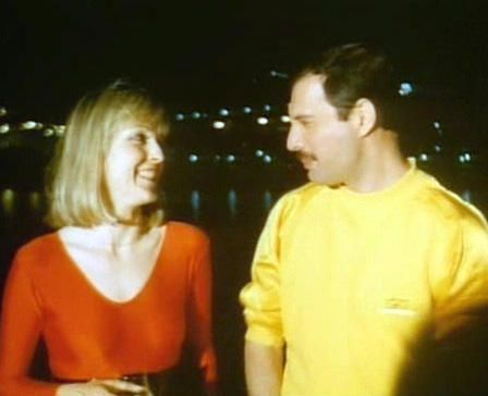 Freddie and Mary Austin - Freddie Mercury Photo (13602609) - Fanpop