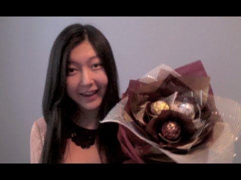 [Valentine's Gift Idea] Ferrero Rocher Chocolate Flower Bouquet Tu