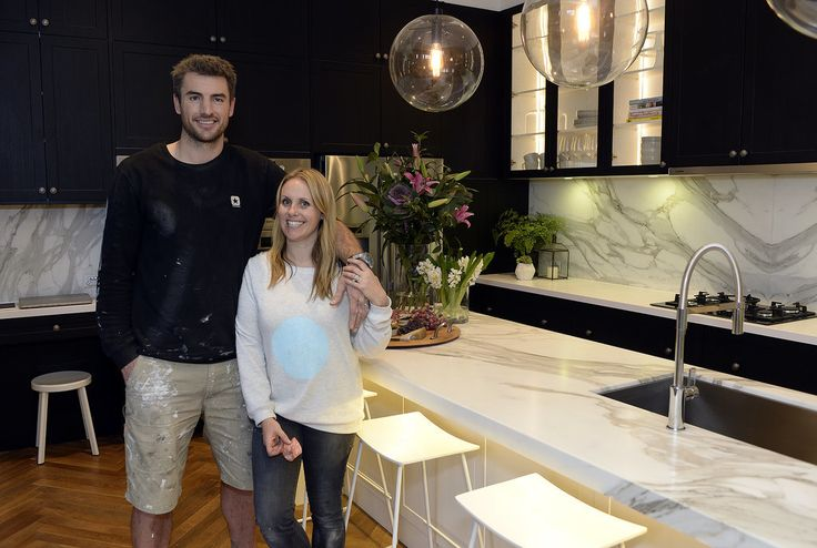 The Block Glasshouse 2014 Kitchen Reveals Darren And Deanne | POPSUGAR Celebrity Australia