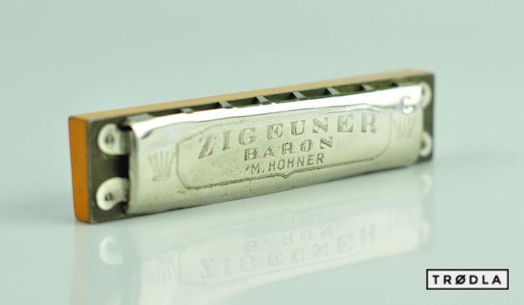 Mundharmonika Zigeuner Baron M. Hohner