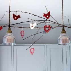decorating idea -- possibly above the kitchen window.