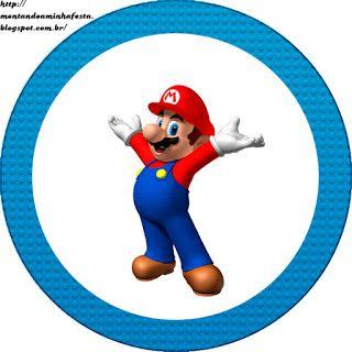 Kit Imprimible GRATIS Super Mario Bros