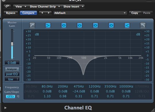 I can never get enough information on EQ. I love to know how everybody EQed a certain vocal or drum sound to get that tight punch or shimmering highs so prominent in a mix. When you've mastered the...