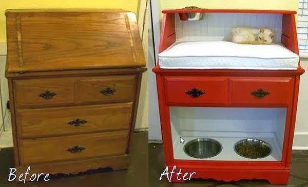 DIY Reciclage · Una cama muy cuca para nuestra mascota