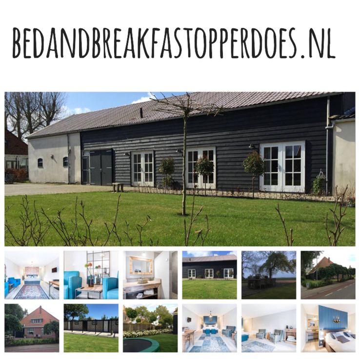 Het gastenverblijf/kamers van bed&breakfast Opperdoes