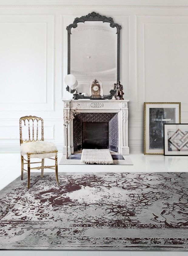 Rugs are often chosen as a floor covering based on how they look and feel. They are an important part of our luxury home decor.  http://bocadolobo.com/blog/