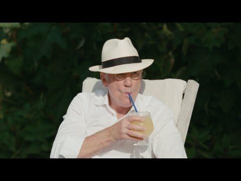 オランジーナ『プールの男』篇 30秒 リチャード・ギア サントリー CM - YouTube  #ORANGINA #Richard Gere