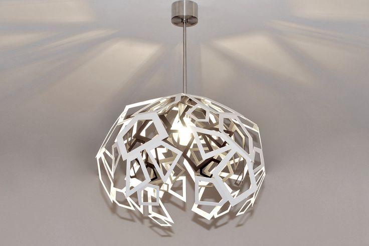 Pendant Lighting – Modern Lamp, ceiling light BIG BANG – a unique product by Archerlamps on DaWanda