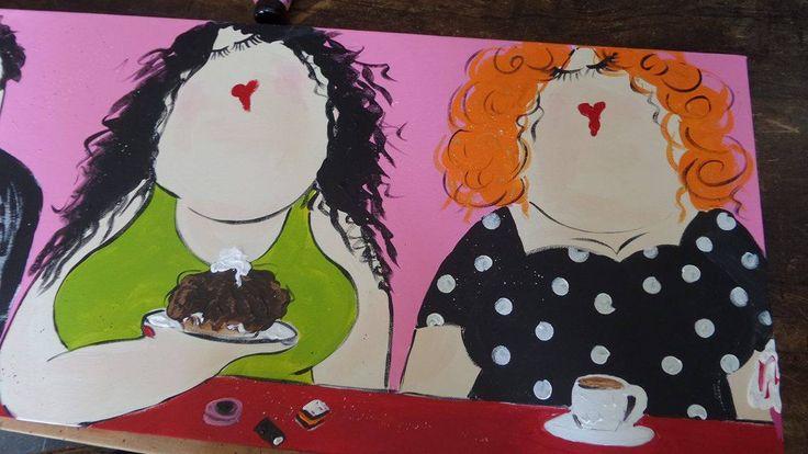 Dikke dames  Tante Pietje webnode  voor workshops