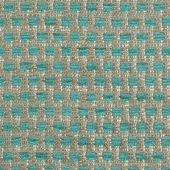 Turquoise Upholstery Fabric   Metallic Upholstery Fabric   Aqua Blue Fabric    Furniture Material