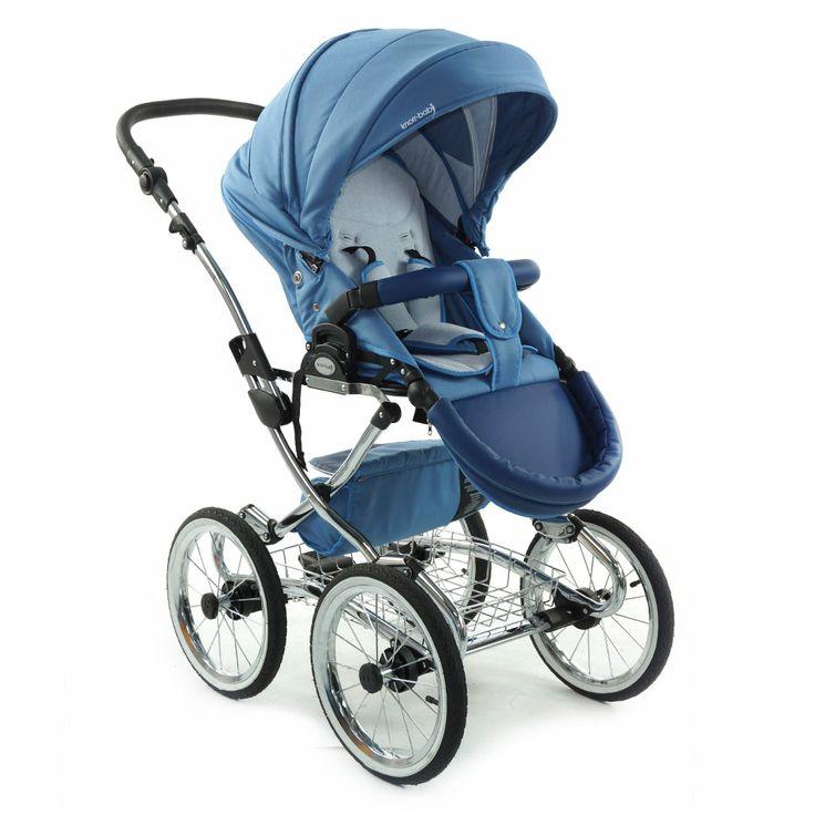 Tako Kočárek Sunline Premium, Blue